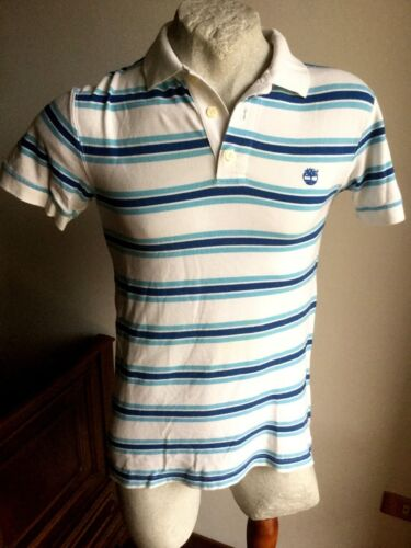 MAGLIA TIMBERLAND EARTHKEEPERS POLO TOP SHIRT TRIKOT JERSEY CAMISA 100% COTTON