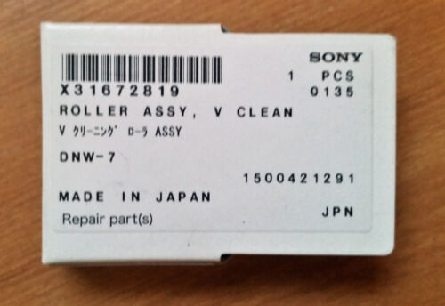 SONY Part#: X31672819, ROLLER ASSEMBLY, V CLEANING. DNW-7 Camcorder