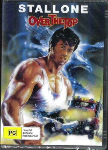 Over The Top -  Sylvester Stallone  New and Sealed DVD