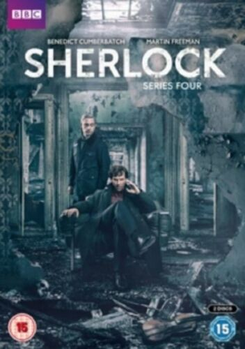 Sherlock - Series 4 - Region 4 - 2 Discs - DVD - New