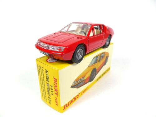 Renault Alpine A 310 - 1/43 DINKY TOYS 1411 Voiture Miniature MB412