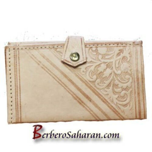 Cheap Handmade genuine leather wallet from Algeria/Morocco style 4