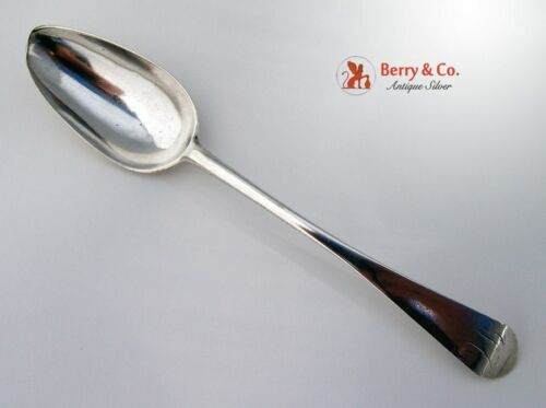 American Colonial Silver Table Spoon