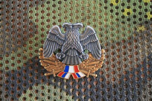 Serbia /SFJ Yugoslavia - Army Officer Beret Badge 1996 A794Other Militaria - 135