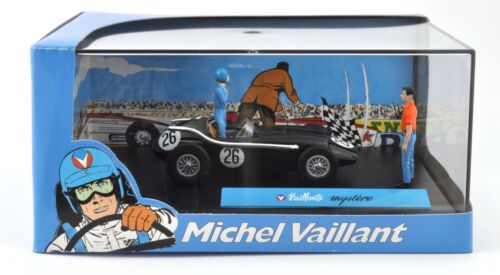 Michel Vaillant Le Mans MYSTERE - 1/43 IXO ALTAYA VOITURE DIECAST MODEL V12