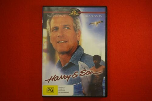 Harry and Son - DVD - Free Postage !!