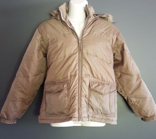 Ripcurl Jacket with removable hood. Size 10 Girls VGC