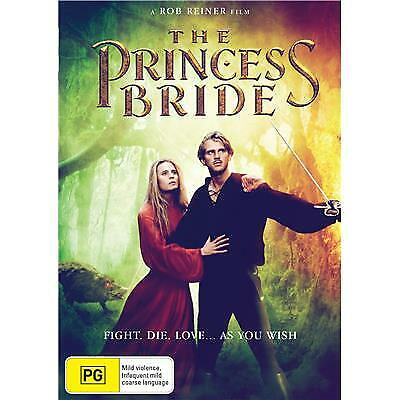 The Princess Bride - New and Sealed DVD