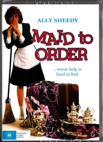Maid to Order - Ally Sheedy  New and Sealed DVD