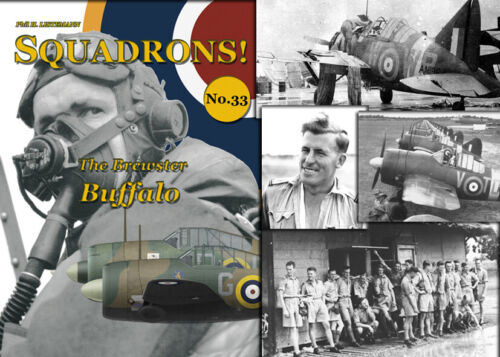 SQUADRONS! No. 33 - The Brewster BUFFALO