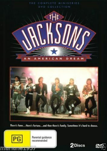 The Jacksons: An American Dream  - New Region All DVD