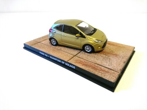 Ford KA James Bond 007 Quantum Of Solace - 1:43 Voiture Model Car DY060