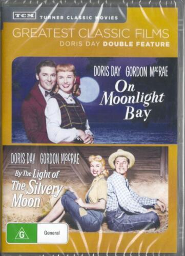 On Moonlight Bay / By The Light of the Silvery Moon  - New and Sealed  DVD