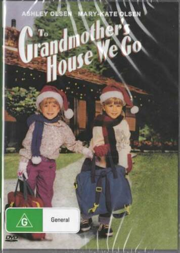 To Grandmothers House We Go  - New and Sealed DVD