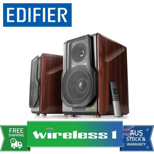 Edifier S3000PRO - 2.0 Lifestyle Active Bookshelf Bluetooth Studio Speakers - 25