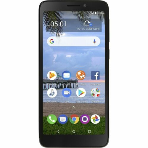 SIMPLE Mobile TCL A1 4G LTE Prepaid Cell Phone <br/> Buy Directly from SIMPLE Mobile