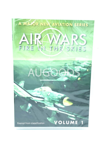 Air wars Fire In the skies volume 1 -War Series Rare- Aus Stock DVD NEW