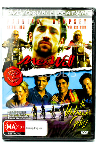 Me & Will/The Unknown Cyclist Patrick Dempsey Lea Thompson - DVD New Region ALL