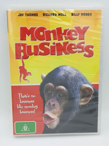 Monkey Business Cary Grant Ginger Rogers Comedy Romance Region 4  DVD NEW SEALED