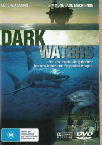 Dark Waters- MOVIE - NEW RARE DVD - AUS Stock Region 4