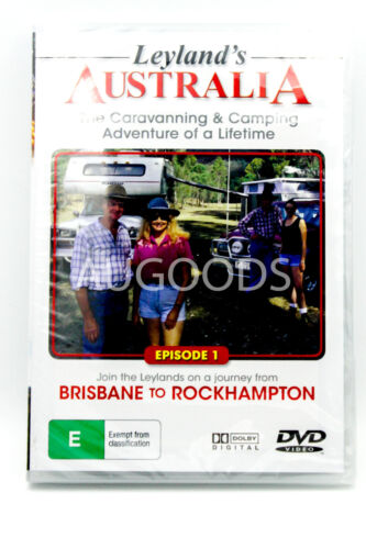 Leyland's Australia Episode 1 a journey from Brisbane to Rockhampton