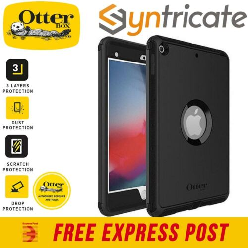 iPad Mini 5 OTTERBOX Defender Rugged Tough Child Drop Proof Case Heavy Duty BLK