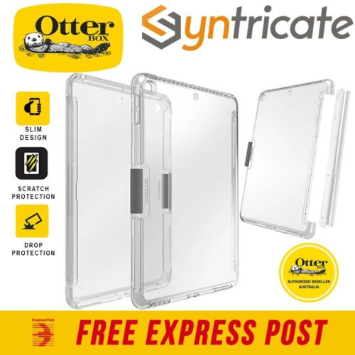 Ipad Mini 5 Otterbox Symmetry Slim Tough Drop Proof Clear Case - Clear
