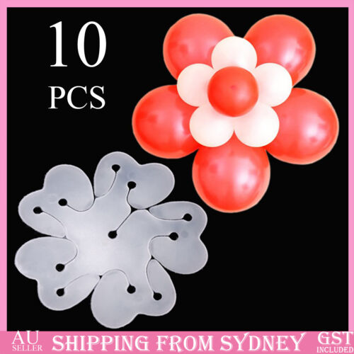 Balloon Ribbons with clips attached for helium balloons 50 x 1.5mtrs