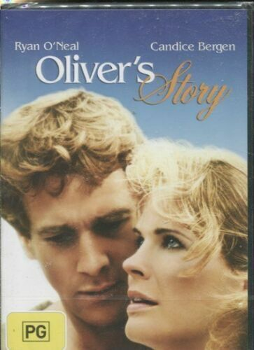 OLIVER'S STORY - Ryan O'Neal, Candice Bergen, Nicola Pagett  PAL DVD NEW SEALED