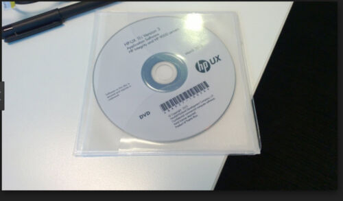 HP-UX 11i v2 (11.23.10) FNOE  new(ish) processor workstations on ISO DVD