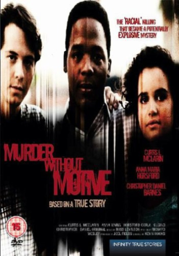 Murder Without Motive DVD NEW