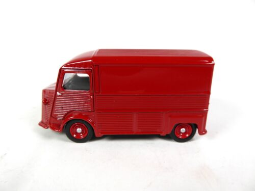 Citroën HY rouge 1980 - 3 inches 1:64 Norev - Voiture Diecast Model Car