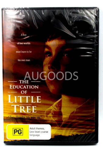 The Education of Little Tree RARE FILM MOVIE PAL DVD NEW SEALED AUSSIE STOCK