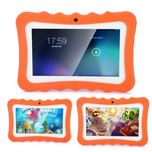 Children Smart Android 4.4 Tablet 1024*600 7 inch 1G RAM+8G ROM WIFI Quad Core