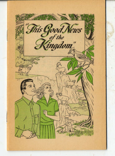 "THIS GOOD NEWS OF THE KINGDOM"" 1965"