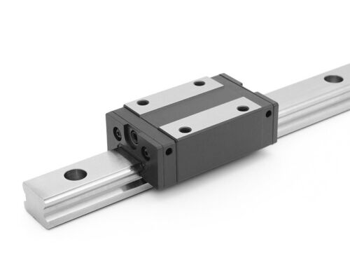 Guida lineare supported Rail tbs16-600mm lungo