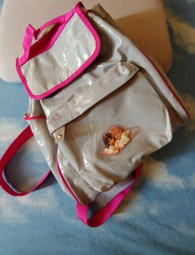 BAG backpack woman zaino vintage FIORUCCI made in Italy   RARE