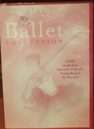 My First Ballet Collection New DVD - Brand New