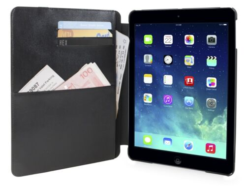Hex Tablet Case Icon Folio For Ipad Air Outpost - Grey New