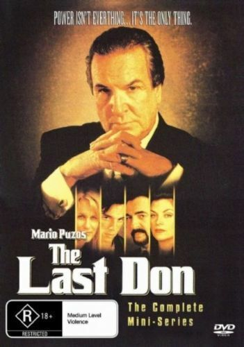 The Last Don - New and Sealed  Region All DVD