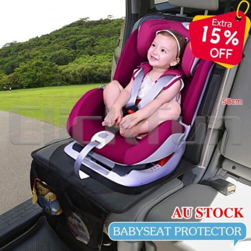 Extra Large Car Baby Seat Protector Cover Cushion Anti-Slip Waterproof Safety AU