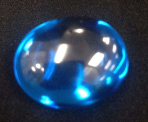 GEMS NAGA EYE CRYSTAL REAL POWERFUL BUDDHA BLUE THAI AMULET HOLY TALISMAN LOVE