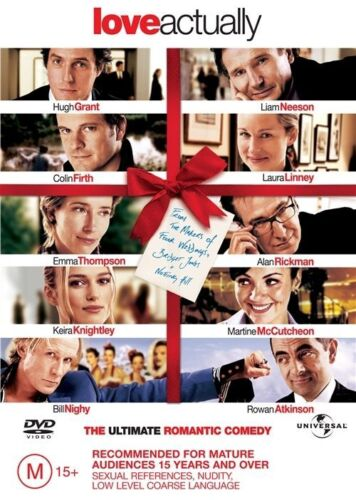 Love Actually - Dvd Like new