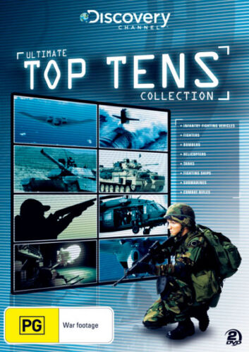 Ultimate Top Ten Collection  - DVD - NEW Region 4