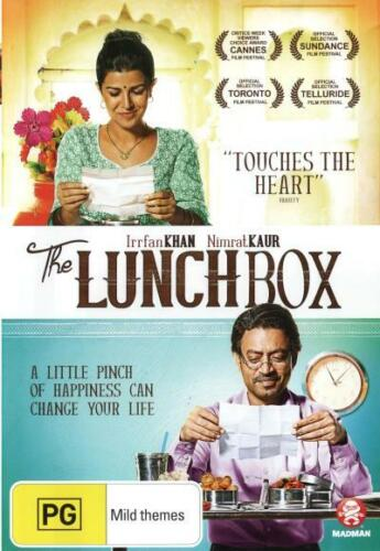 The Lunchbox  - DVD - NEW Region 4