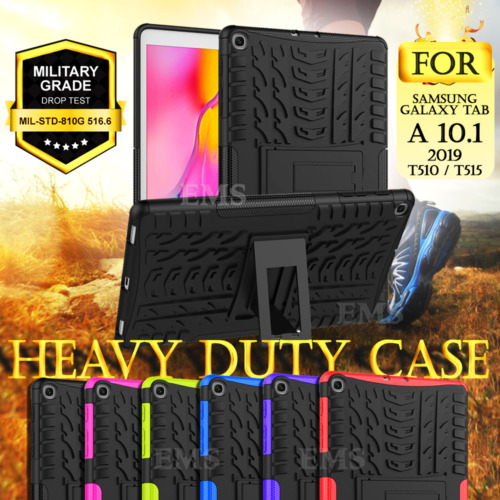 "For Samsung Galaxy Tab A 10.1"" 2019 SM-T510/515 Shockproof Heavy Duty Case Cover"