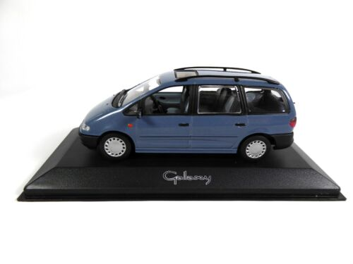 Ford Galaxy 1995 - 1/43 Minichamps - Voiture Model Car 163