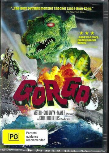 Gorgo - New Region All DVD