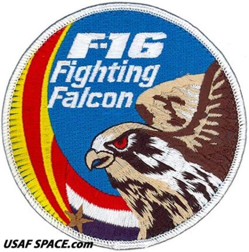 USAF 148th FIGHTER SQUADRON - NETHERLANDS - F-16 FIGHTING FALCON - PATCHOther Exploration Missions - 1346
