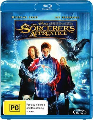 Sorcerer's Apprentice  - BLU-RAY - NEW Region B